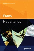 WOORDENBOEK POCKET PRISMA FRANS-NEDERLANDS